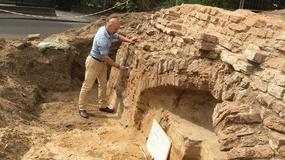 Historyczne odkrycie na Marymoncie. Odkopali część pałacu królów Polski