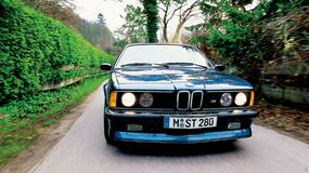 BMW M635 CSi - M to znaczy motorsport