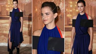 Best Look: Emma Watson w sukience Louis Vuitton