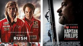 """""""Wyścig"""" i """"Kapitan Phillips"""" w Cinema City"""