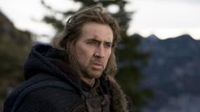 """""""Polowanie na czarownice"""": bardzo dziwne włosy Nicolasa Cage'a"""