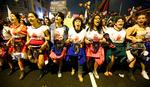 Hiljade Peruanaca demonstriralo protiv Fuhimorijeve uoči predsedničkih izbora