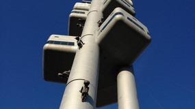 Praga: Wieża telewizyjna Žižkov przekształcona w luksusowy hotel