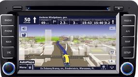 Blaupunkt z AutoMapą do VW