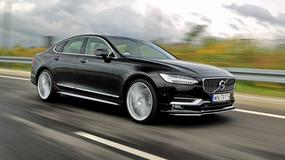 Volvo S90 T5 Inscription - niewiele brakuje do perfekcji