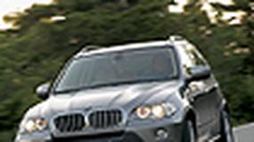 BMW X5 - Wyższy poziom perspektyw