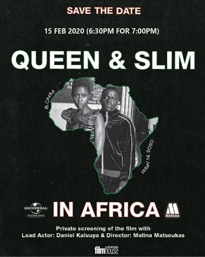 Meet Daniel Kaluuya QUEEN & SLIM: Coming to a Filmhouse and other cinemas near you