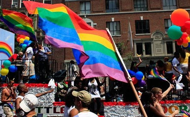 Parada Równości w Nowym Jorku