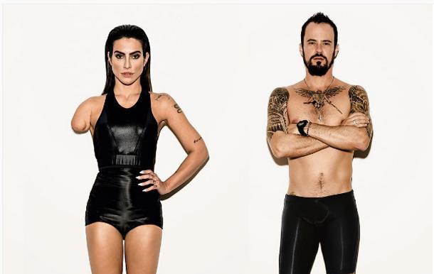 """Kampania Vogue'a"""" promująca paraolimpiadę w ogniu krytyki. Wszystko przez to zdjęcie"""