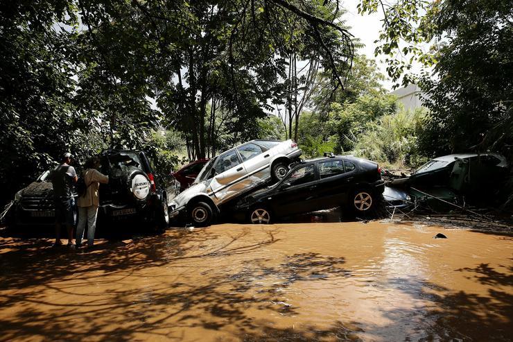 Fotó: MTI / EPA / Alekszandrosz Vlahosz