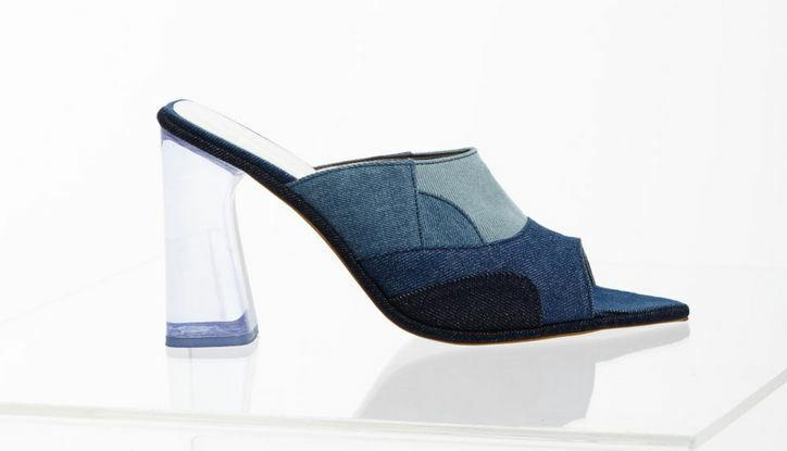Buty zaprojektowane przez Pamelę Anderson