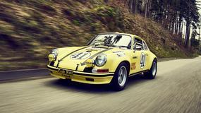 Wrak został odrestaurowany - zobacz Porsche 911 2.5 S/T