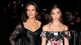 Catherine Zeta-Jones z piękną 14-letnią córką. Wyglądają jak siostry!