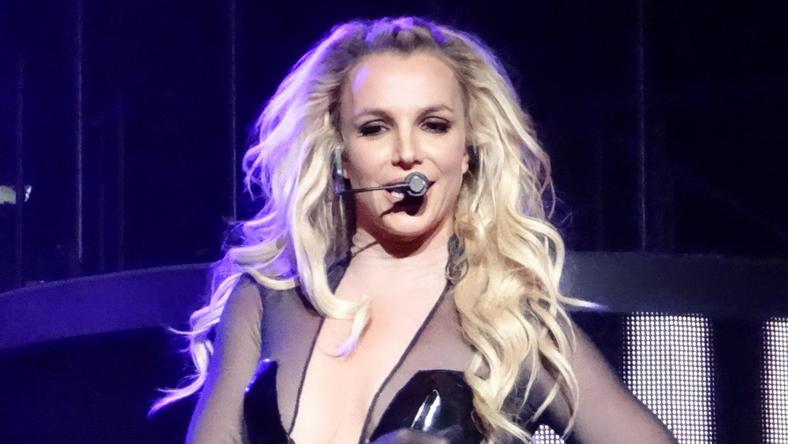 Szexi videót töltött fel magáról oldalára Britney /Fotó: Northfoto