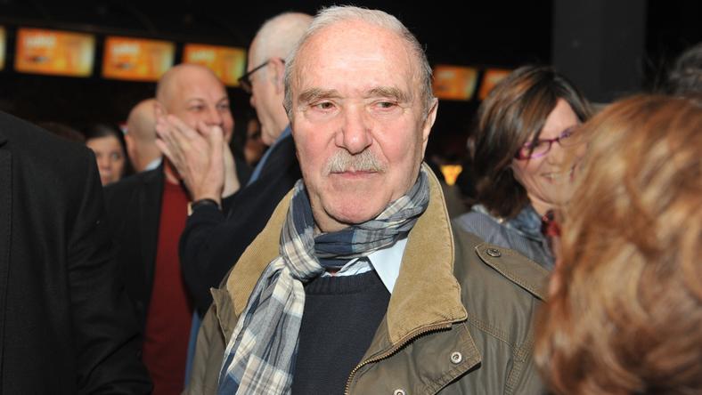 Tordy Géza 60 éve lépett a színészi pályára / Fotó: RAS-Archívum