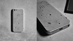 Beton materiałem na obudowę do iPhone'a