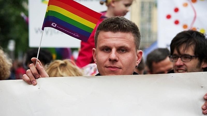 Parada Równości 2014. Marsz w Warszawie odbędzie się 14 czerwca