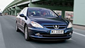 Peugeot 607 3.0 V6 - kusi ceną i komfortem
