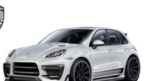 Porsche Cayenne Lumma Design – spojlery dodają mu mocy