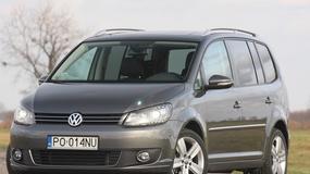 VW Touran: świetnie urządzone M na kołach