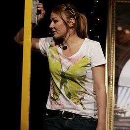 Katarzyna Kwiatkowska w Teatrze Buffo