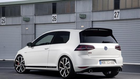 Volkswagen potwierdza jeszcze mocniejszego Golfa Clubsport S
