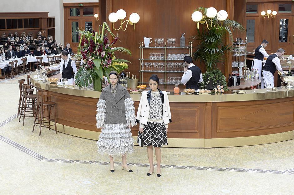 Brasserie Chanel