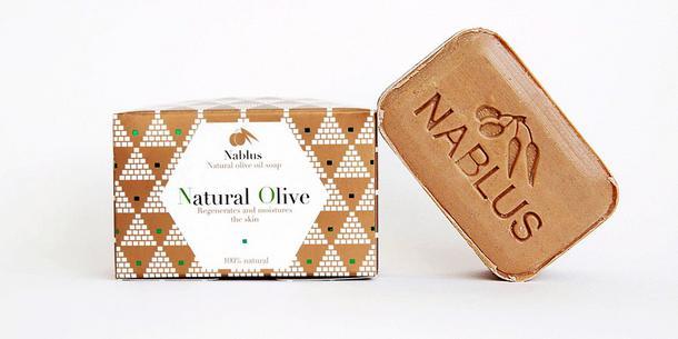 Mydło Oliwne Nablus Soap