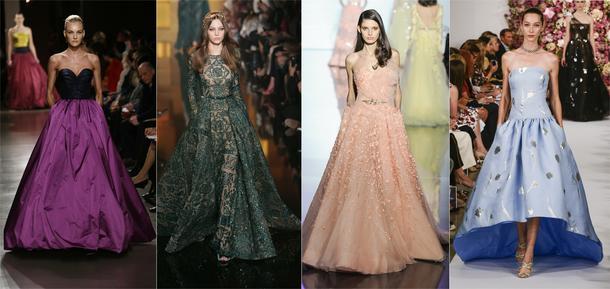 Projektanci, którzy tworzą księżniczkowe suknie