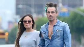 Colin Farrell na spacerze z nową dziewczyną. Ładniejsza od Alicji Bachledy-Curuś?