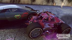 Carmageddon Max Damage - krwawe wyścigi wracają na konsole
