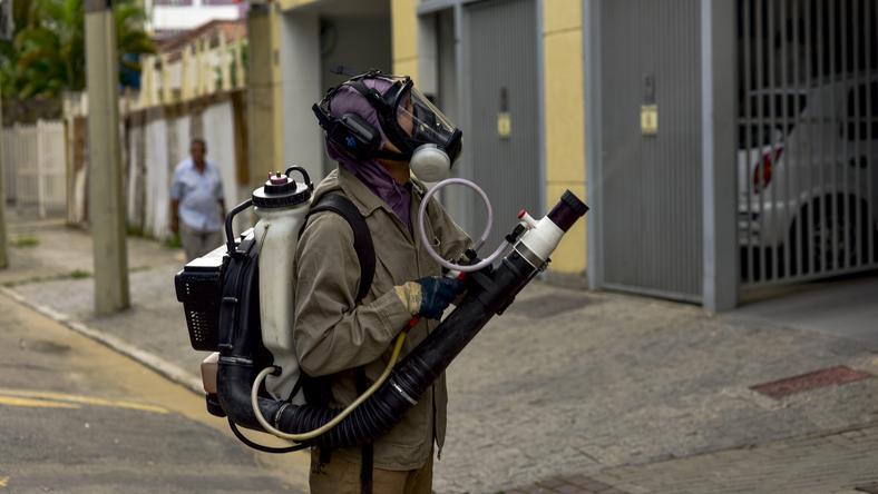 A Zika vírus eddig még nem jelentett veszélyt Európára /Fotó: AFP