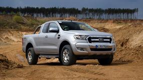 Ranger - odmłodzony bestseller Forda (premiera)