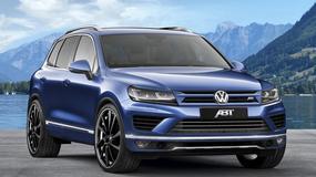 Volkswagen Touareg 3,0 TDI - pakiet tuningowy ABT