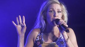 Koncert Ellie Goulding w Palladium. Zobacz, kto z polskich gwiazd jest fanem piosenkarki