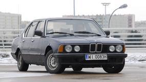 BMW serii 7 - Rekin na kołach