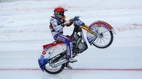 Trka motociklista po ledu