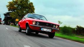 Opel Manta - klasyk na bazie Kadetta