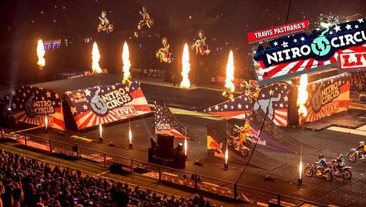 Nitro Circus Live: Warszawa poczuje extreme! | Galeria zdjęć