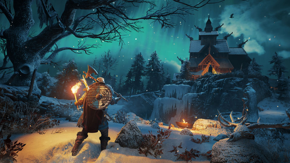 Assassin's Creed Valhalla priblíži cestu bojovníka menom Eivor.