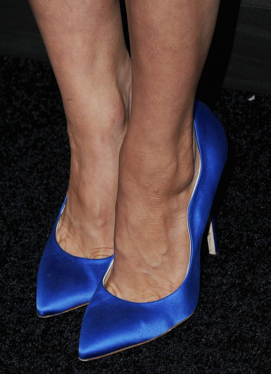 Inspiracja: niebieskie buty