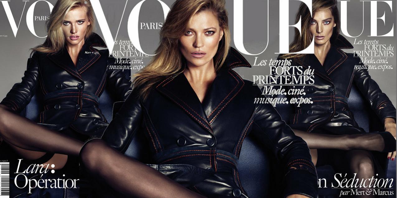 fot. Mert & Mercus / Vogue Paris