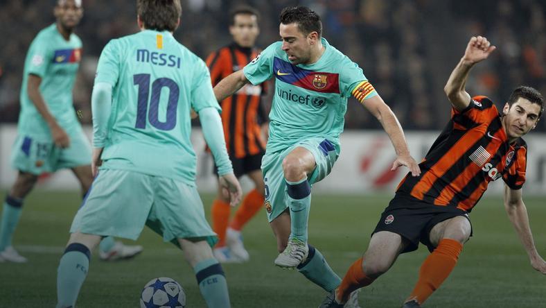 Szachtar Donieck - FC Barcelona