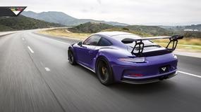 Porsche 911 GT3 RS ze zmianamiVorsteiner