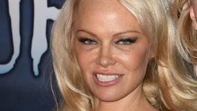 Pamela Anderson kusi ciałem. Obcisłym kostiumem podkreśliła wszystkie swoje wdzięki