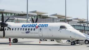 Eurolot uruchamia nowe połączenia z Wrocławia do Warszawy