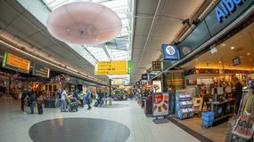 Lotnisko Amsterdam-Schiphol na 96. urodziny KLM