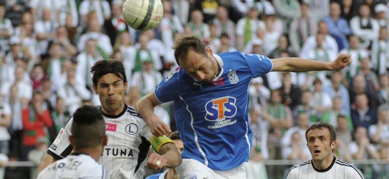 Ekstraklasa: Legia powiększyła przewagę w meczu na szczycie