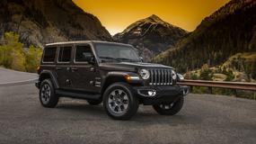 Nowy Jeep Wrangler - zachowa swój charakter