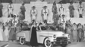 Salony samochodowe – historia nieznana